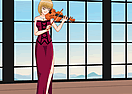Violin Girl Dress Up
