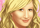 Ashley Tisdale Make-Up
