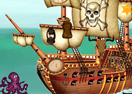 Pirateship Hidden Objects