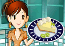 Sara's Cooking Class - Key Lime Pie