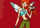 Winx Bloom Dress Up