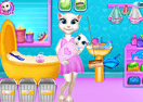 Talking Angela Bathroom Renovation