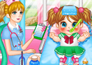 Cute Baby Cold Doctor
