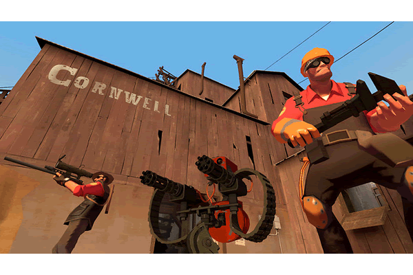 Team Fortress 2: Scream Fortress!