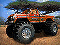Monster Truck Safari