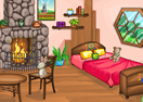 Forest Hut Room Decor