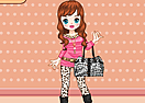 Leopard Fashion Dress Up Game