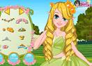 Princess Fairy Hair Salon