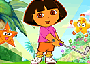 Dora's Star Mountain - Mini-Golf!