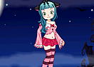 Cat Girl Dress Up Game