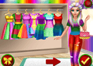 Sisters Rainbow Fashion