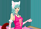 Cat Girl Fashion Dress Up