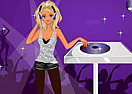 Dj-Girl Dress Up