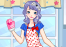 I Love Cooking Dress Up Game
