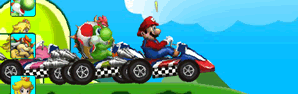 The Super Mario Racing 2