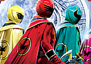 Power Rangers - Battle of the Worms