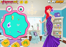 Dazzling Mermaid Dress Design
