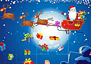 Merry Christmas - Magic Jigsaw