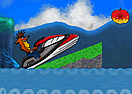 Crash Bandicoot Waterski