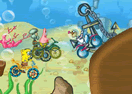 Bob Esponja - Cycle Race