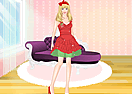 Strawberry Princess Dress Up Game