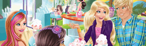 Barbie – Encontre os Sorvetes