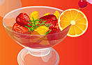 Strawberry Orange Salad