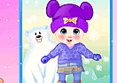 Winter Baby Dress Up