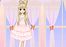 Laces Girl Dress Up Game