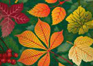 Autumn Leaves Match