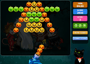 Bubble Shooter Halloweenized