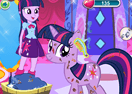 My Little Pony Messy Twilight Sparkle