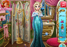 Ice Queen Wedding Tailor