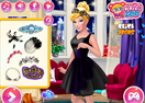 Princess Little Black Dress