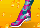 Fashion Rain Boot