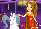 Bratz Doll Dressup Game