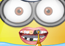 Baby Minion Dentist