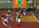 Courtyard Basketball
