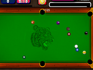 9 Ball Flash